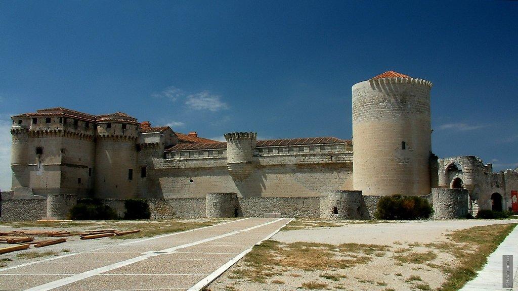 Castillos en Espana