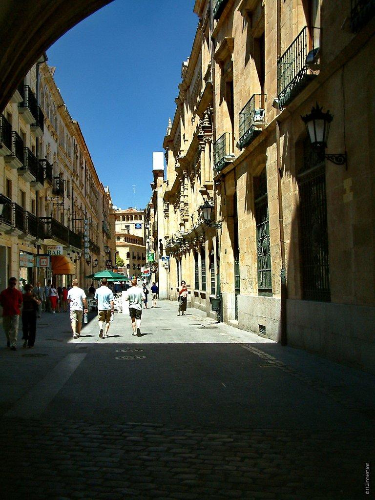 Salamanca, Castillia & Leon, Espana