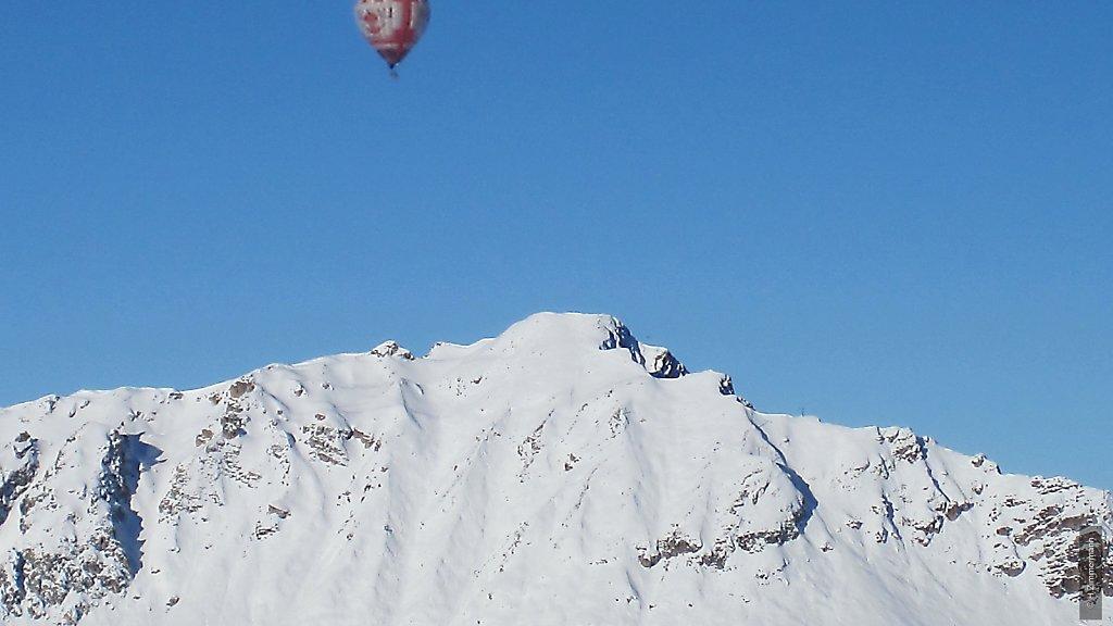 Mottaret, Haute Savoie, Frankreich