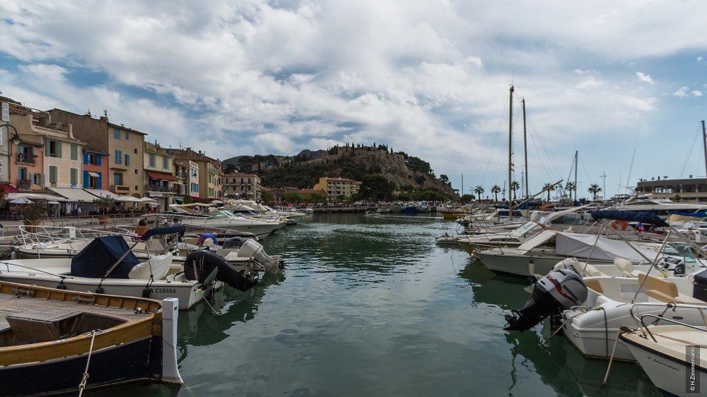 Cassis, Frankreich