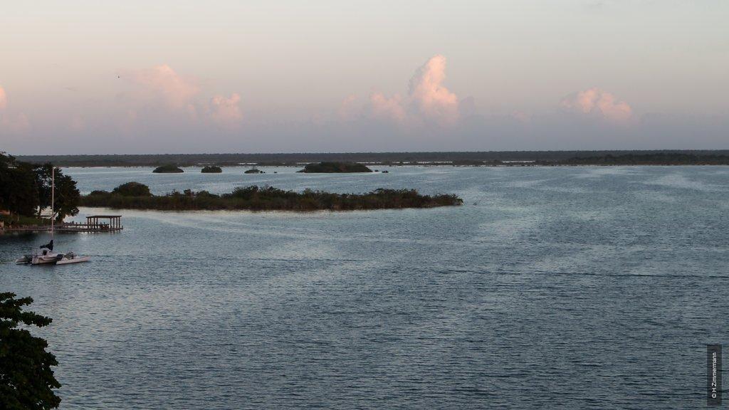 Laguna Bacalar, Mexico
