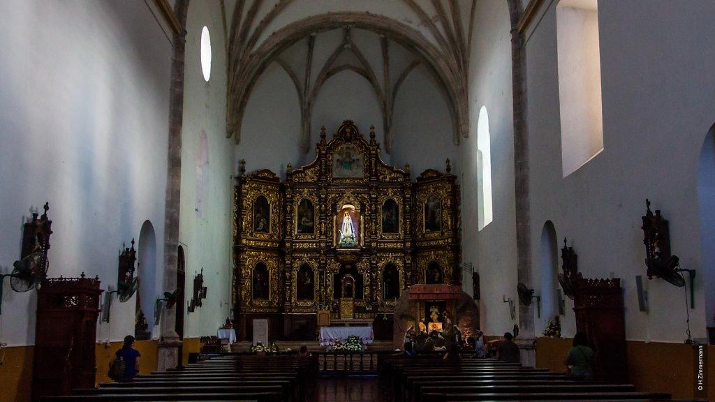 Izamal, Mexico