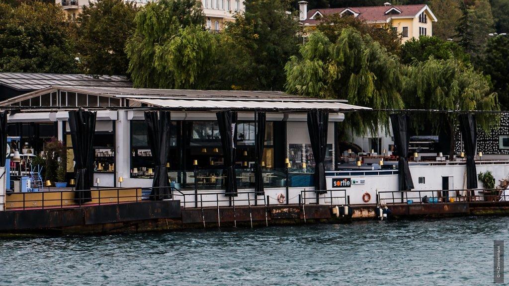 Istanbul - Bosphorus Rundfahrt