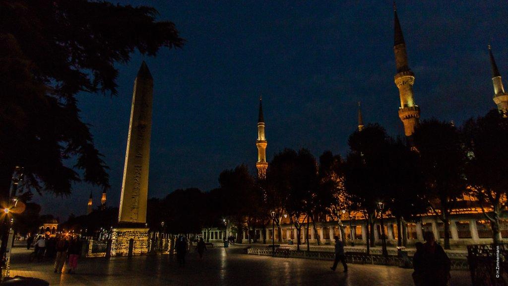 Istanbul - Hippodrom