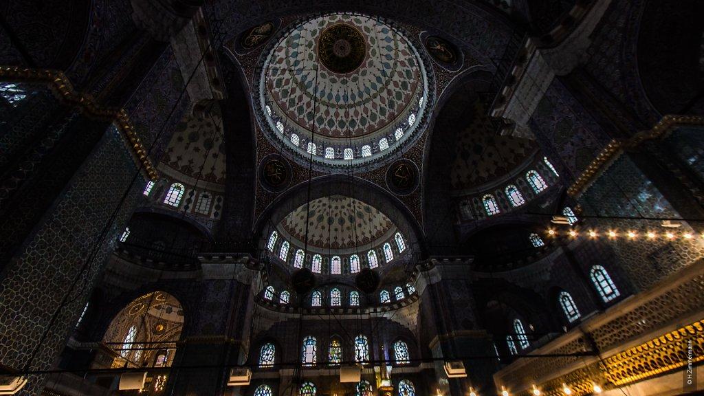Istanbul - Neue Moschee