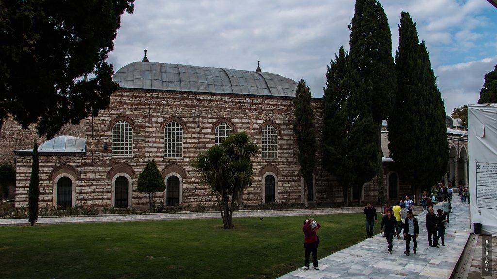 Istanbul - Topkapi