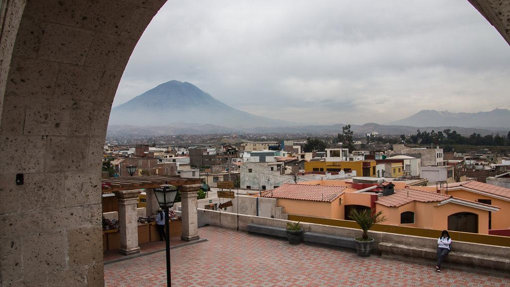 Arequipa, Peru, 2015