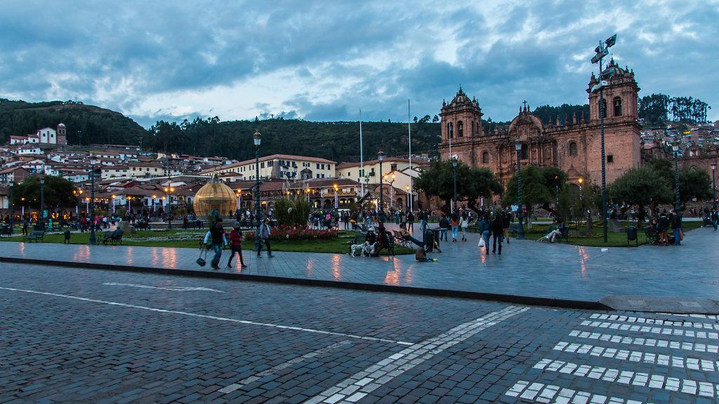 Cusco,  Peru, 2015