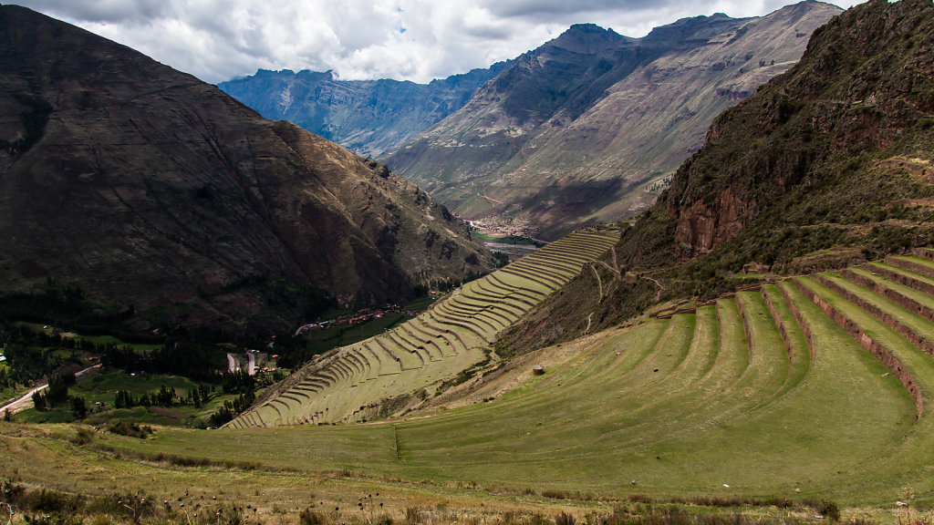 Inca Tal, Peru, 2015