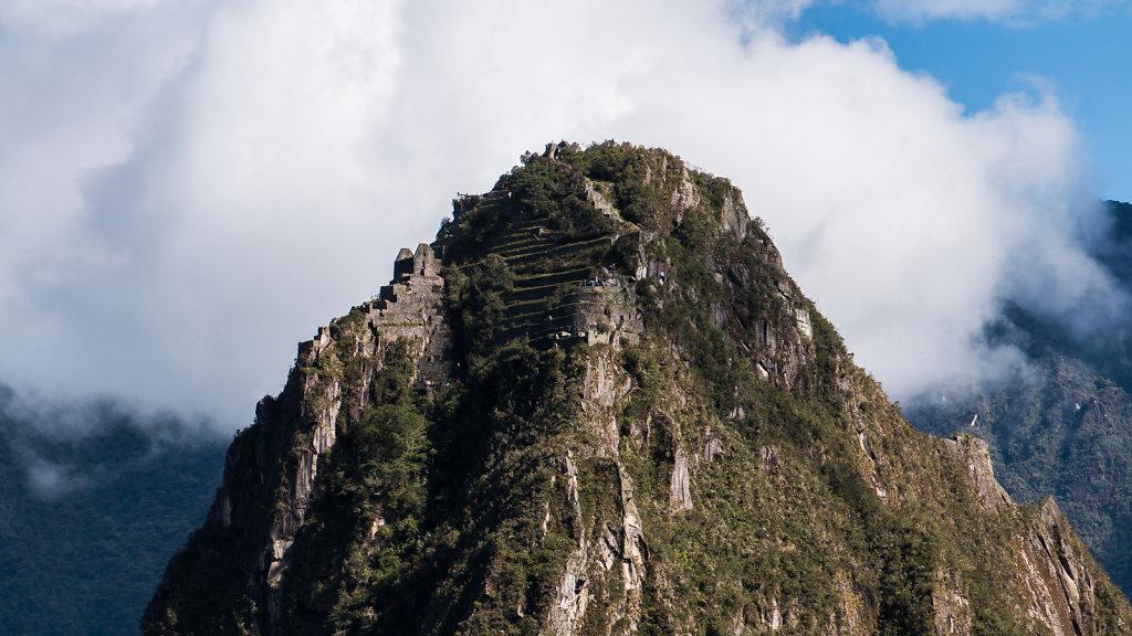 Macchu Picchu, Peru, 2015