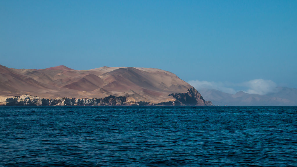 Paracas, Islas Bellestas, Peru, 2015