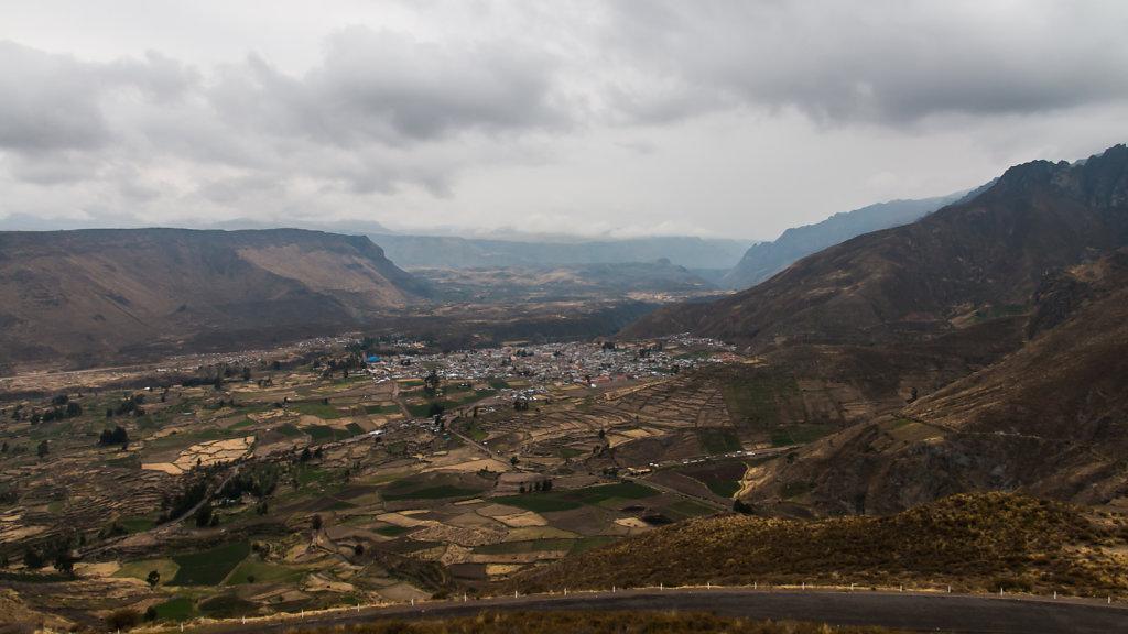 Colca Canyon, Peru, 2015