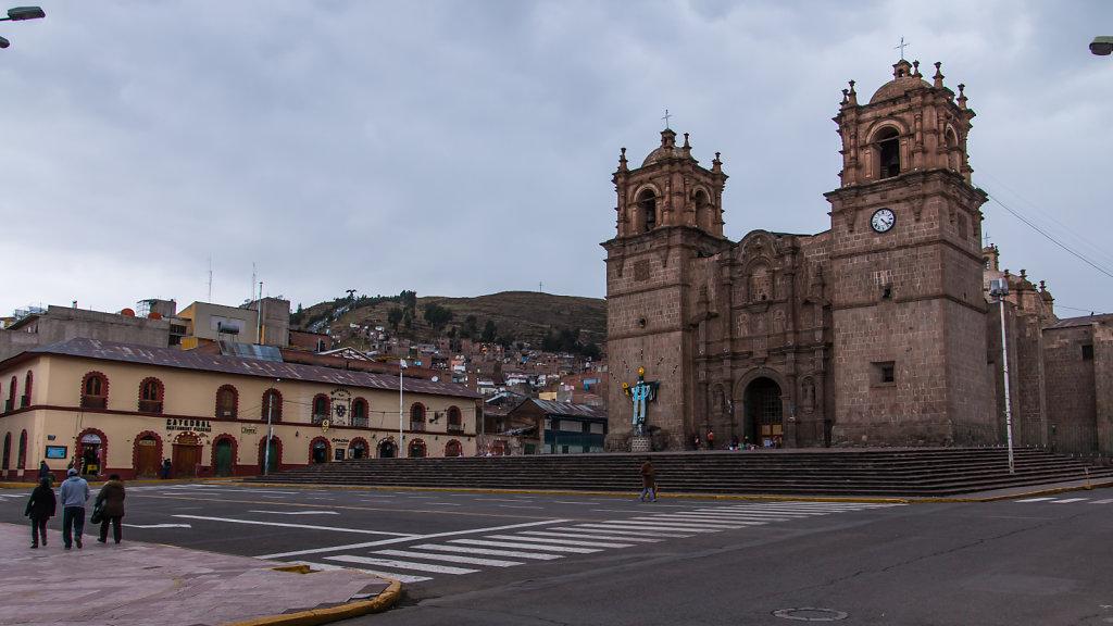 Puno, Peru, 2015