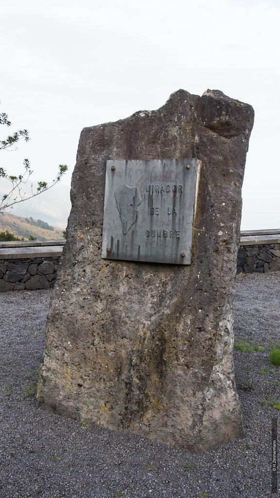 Mirador de La Cumbre