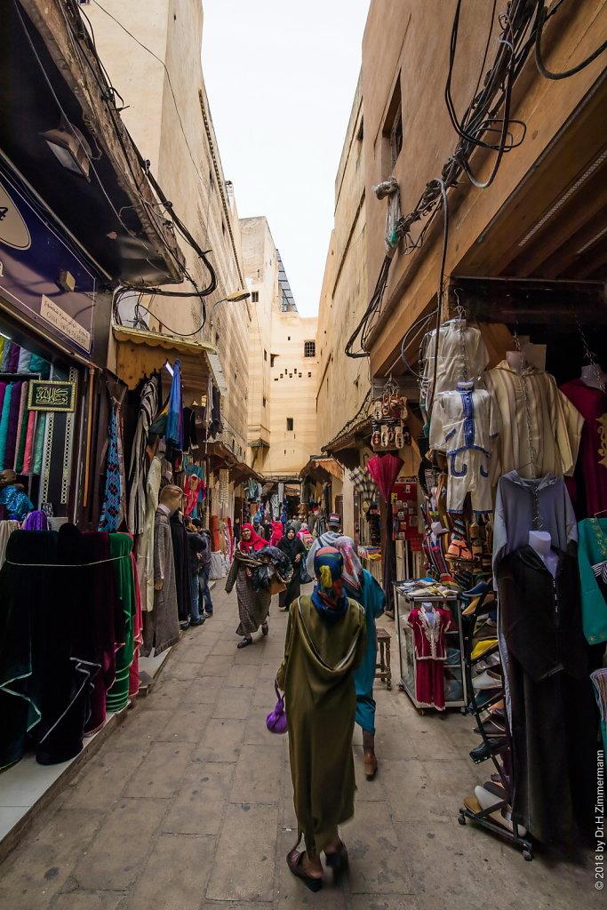 Marokko - Fes