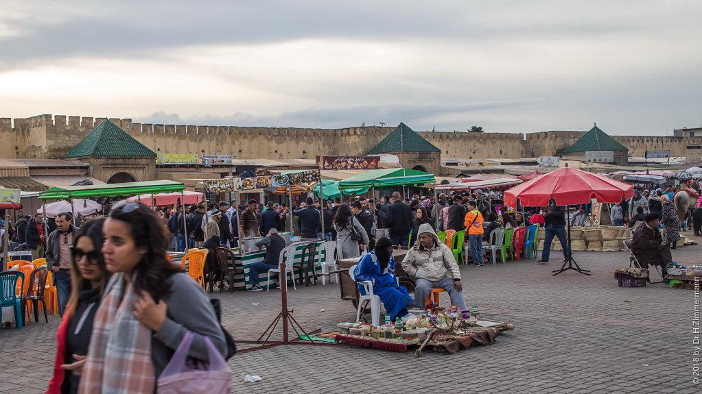Marokko 2018 - Meknes