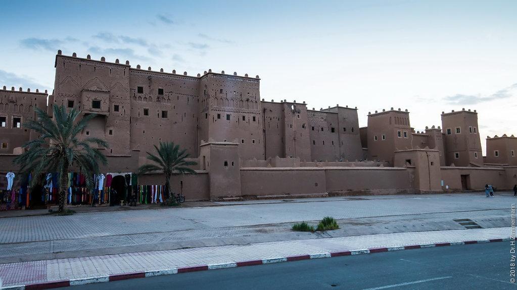 Marokko - Quazarzate