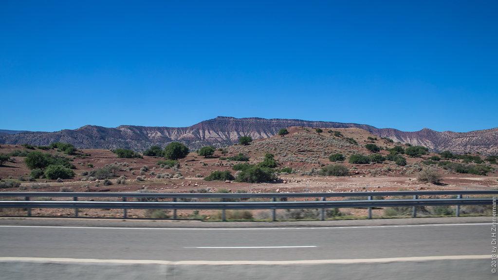 Agadir nach Marrakesch