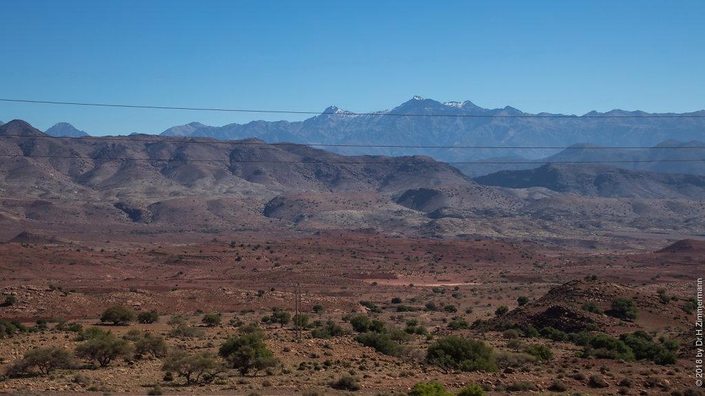 Marokko - Von Agadir nach Marrakesch