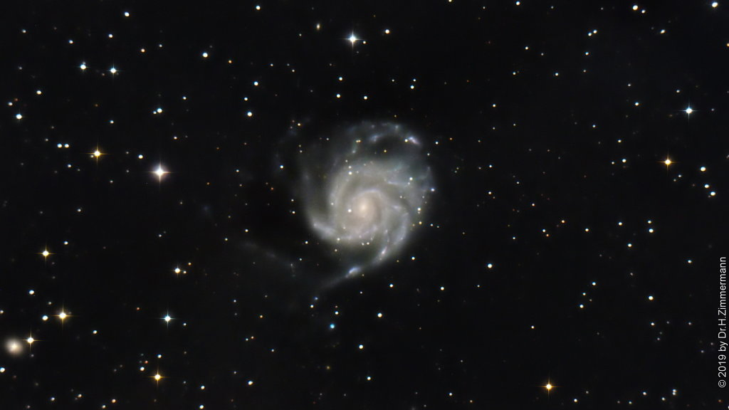 M101 - Galaxy in Ursa Major