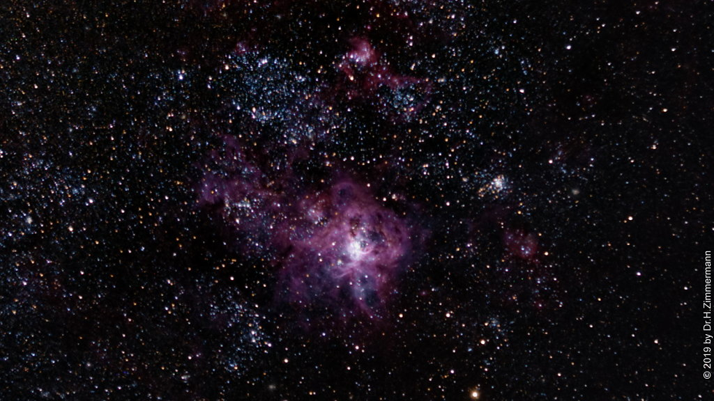 NGC 2070 - Tarantula Nebula
