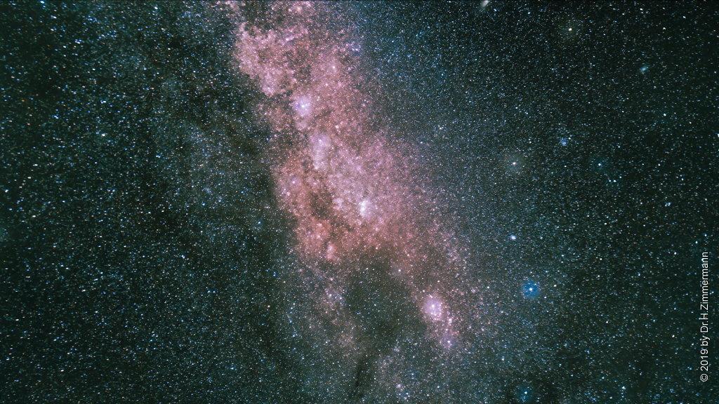Milky Way - Milchstrasse