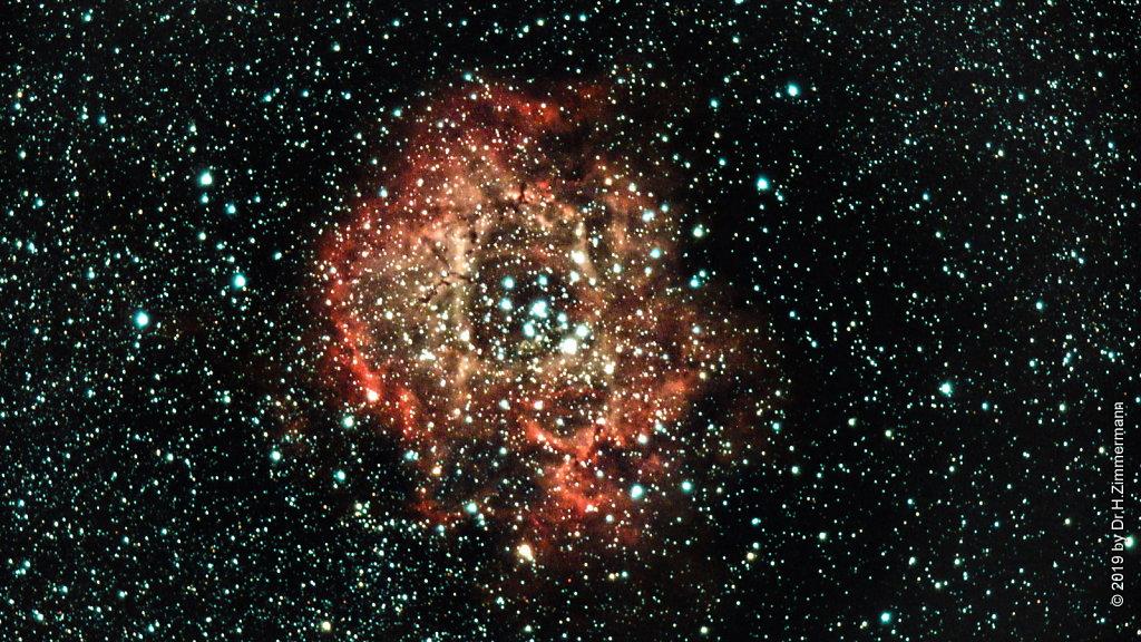 NGC2237 - Rosette Nebula