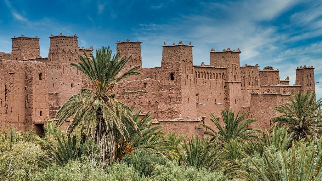 Ait Ben Haddu - Marokko