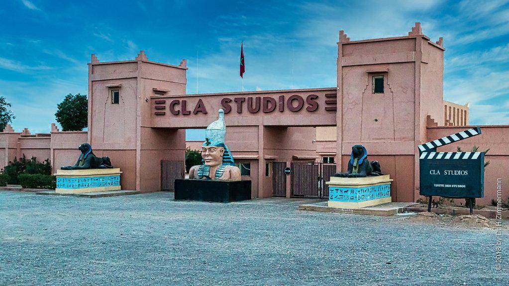 Ouazarzate Film Studios